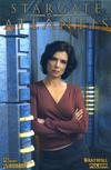 Cover Thumbnail for Stargate Atlantis: Wraithfall (2005 series) #3 [Weir Photo]
