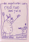 Cover for De avonturen van Red Rat (Raket, 1981 series) #7 & 8