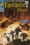 Cover Thumbnail for Fantastic Four Omnibus (2005 series) #2 [Variant Cover]