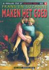 Cover for Frans en Suzanne maken het goed (Rechtdoorzee mijl op 7, 2001 series) #1