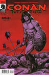 Cover for Conan the Cimmerian (Dark Horse, 2008 series) #19 / 69 [Joseph Michael Linsner cover]