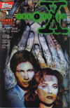 Cover for The X-Files (Topps, 1995 series) #1 [First Printing]