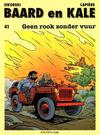 Cover for Baard en Kale (Dupuis, 1954 series) #41 - Geen rook zonder vuur