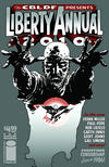 Cover Thumbnail for The CBLDF Presents Liberty Annual (2010 series) #2010 [Walking Dead 1 in 10 Variant cover]