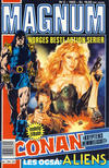 Cover for Magnum (Bladkompaniet / Schibsted, 1988 series) #2/1992
