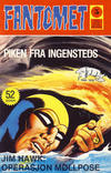 Cover for Fantomet (Nordisk Forlag, 1973 series) #5/1976