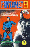 Cover for Fantomet (Nordisk Forlag, 1973 series) #6/1976