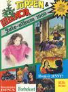 Cover for Tuppen & Lillemor (Serieforlaget / Se-Bladene / Stabenfeldt, 1985 series) #Jule-album 1989