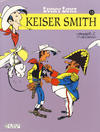Cover for Lucky Luke (Hjemmet / Egmont, 1991 series) #15 - Keiser Smith [4. opplag]