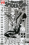 Cover Thumbnail for Amazing Spider-Girl (2006 series) #1 [Ron Frenz Sketch cover]