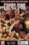 Cover Thumbnail for Chaos War (2010 series) #1 [2nd Printing Variant]