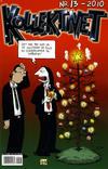Cover for Kollektivet (Bladkompaniet / Schibsted, 2008 series) #13/2010