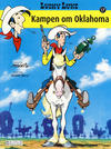 Cover for Lucky Luke (Hjemmet / Egmont, 1991 series) #17 - Kampen om Oklahoma