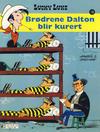 Cover for Lucky Luke (Hjemmet / Egmont, 1991 series) #18 - Brødrene Dalton blir kurert [4. opplag reutsendelse]