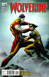 Cover for Wolverine (Marvel, 2010 series) #4