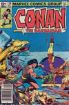 Cover for Conan the Barbarian (Marvel, 1970 series) #138 [Newsstand Edition]