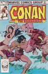 Cover for Conan the Barbarian (Marvel, 1970 series) #142 [Direct]