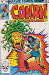 Cover for Conan the Barbarian (Marvel, 1970 series) #139 [Direct]