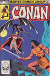 Cover for Conan the Barbarian (Marvel, 1970 series) #147 [Direct]