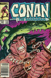 Cover Thumbnail for Conan the Barbarian (1970 series) #155 [Newsstand Edition]