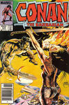 Cover for Conan the Barbarian (Marvel, 1970 series) #164 [Newsstand]
