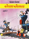 Cover for Lucky Luke (Hjemmet / Egmont, 1991 series) #30 - Jesse James [3. opplag]