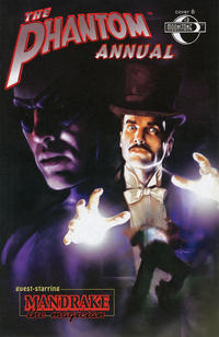 Cover for The Phantom Annual (Moonstone, 2007 series) #2 [Cover A]