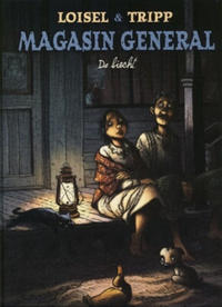 Cover Thumbnail for Magasin general (Casterman, 2006 series) #4