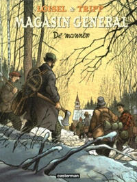 Cover Thumbnail for Magasin general (Casterman, 2006 series) #3