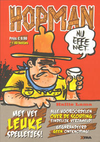 Cover Thumbnail for Hopman (XTRA, 2010 series)