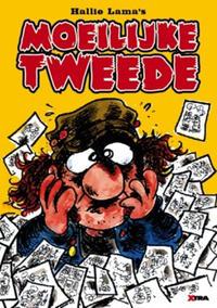 Cover Thumbnail for Moeilijke tweede (XTRA, 2010 series)