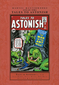 Cover Thumbnail for Marvel Masterworks: Atlas Era Tales to Astonish (Marvel, 2006 series) #3 [Regular Edition]