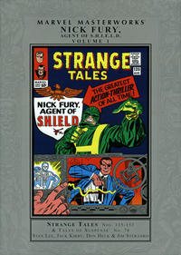 Cover Thumbnail for Marvel Masterworks: Nick Fury, Agent of S.H.I.E.L.D. (Marvel, 2007 series) #1 [Regular Edition]