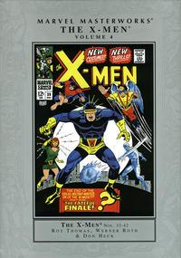 Cover Thumbnail for Marvel Masterworks: The X-Men (Marvel, 2003 series) #4 [Regular Edition]