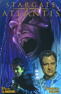 Cover Thumbnail for Stargate Atlantis: Wraithfall (Avatar Press, 2005 series) #3 [Drake Painted]