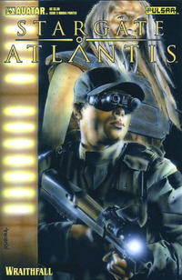 Cover Thumbnail for Stargate Atlantis: Wraithfall (Avatar Press, 2005 series) #3 [Rubira Painted]
