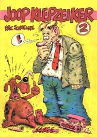 Cover Thumbnail for Joop Klepzeiker (Espee, 1984 series) #2