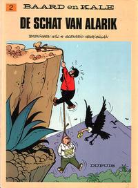 Cover Thumbnail for Baard en Kale (Dupuis, 1954 series) #2