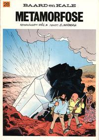 Cover Thumbnail for Baard en Kale (Dupuis, 1954 series) #28