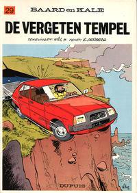 Cover Thumbnail for Baard en Kale (Dupuis, 1954 series) #29
