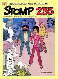 Cover Thumbnail for Baard en Kale (Dupuis, 1954 series) #33