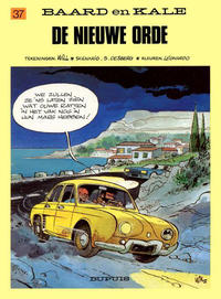 Cover Thumbnail for Baard en Kale (Dupuis, 1954 series) #37