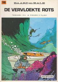 Cover Thumbnail for Baard en Kale (Dupuis, 1954 series) #18