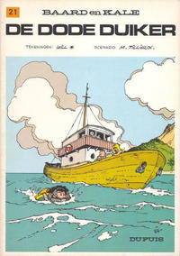 Cover Thumbnail for Baard en Kale (Dupuis, 1954 series) #21