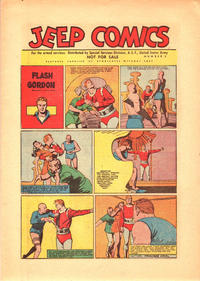 Cover Thumbnail for Jeep Comics (United States Army, 1945 series) #1