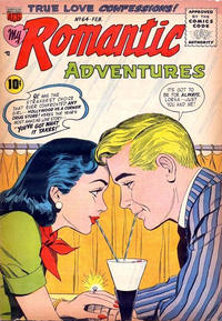 Cover Thumbnail for Romantic Adventures (American Comics Group, 1949 series) #64