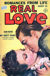 Cover Thumbnail for Real Love (Ace Magazines, 1949 series) #49