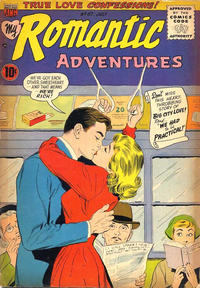 Cover Thumbnail for Romantic Adventures (American Comics Group, 1949 series) #67