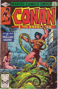 Cover Thumbnail for Conan the Barbarian (Marvel, 1970 series) #117 [Direct Edition]