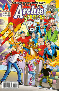 Cover Thumbnail for Archie & Friends (Archie, 1992 series) #150